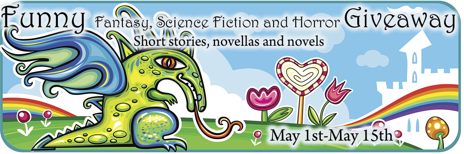 FREE FUNNY Fantasy, Science Fiction, Horror Giveaway: choose From